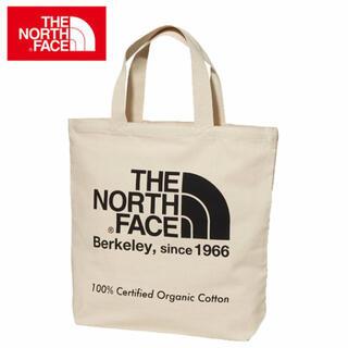ザノースフェイス(THE NORTH FACE)のノースフェイス オーガニックコットン トートバッグ(トートバッグ)