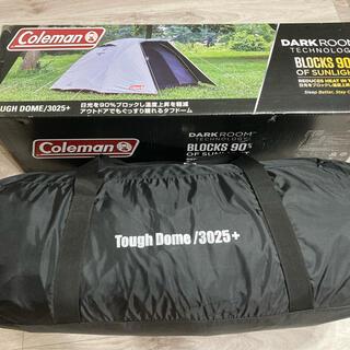 Coleman - Coleman  タフドーム/3025+ グランドシート付