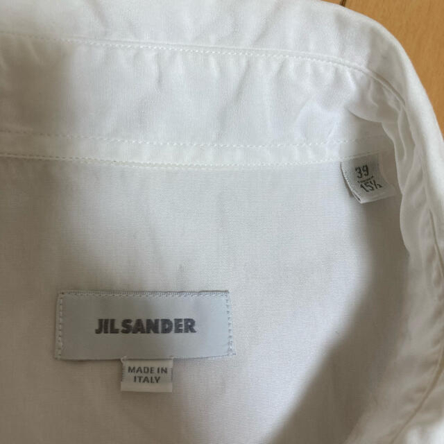 Jil Sander(ジルサンダー)のJIL SANDER シャツ メンズのトップス(Tシャツ/カットソー(半袖/袖なし))の商品写真