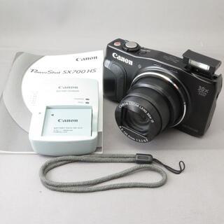 キヤノン(Canon)のキヤノン POWERSHOT SX700HS(コンパクトデジタルカメラ)