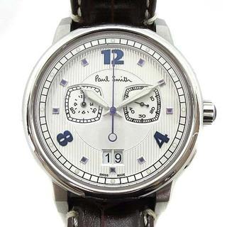 ポールスミス(Paul Smith)のポールスミス ノッティンガム ラージ デイト 腕時計 クロノグラフ クオーツ(腕時計)