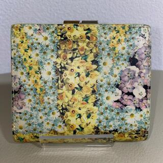 ポールスミス(Paul Smith)のポールスミス Paul Smith  二つ折り 花柄 財布(財布)