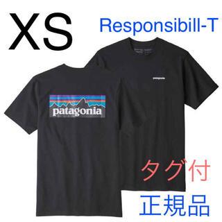 patagonia - 最新2021 パタゴニア Tシャツ 人気XSサイズ 新品未使用品 Black