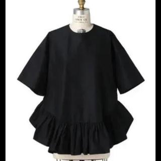 ドゥロワー(Drawer)のドゥロワー 裾フリルブラウス(シャツ/ブラウス(半袖/袖なし))