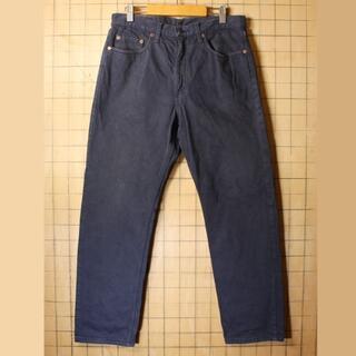 リーバイス(Levi's)の90sユーロリーバイス 615ブラックジーンズデニム パンツ W34着ss156(デニム/ジーンズ)
