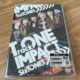 SixTONES/TrackONE-IMPACT-〈2枚組〉通常盤DVD