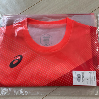 asics - アシックス Tシャツ XL