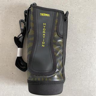 サーモス(THERMOS)のサーモス 新品★THERMOS 水筒ケース 水筒カバー 保冷専用 ブラック(水筒)
