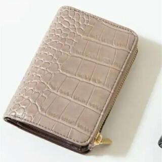 しまむら - PAクロコガラサイフ 二つ折り財布