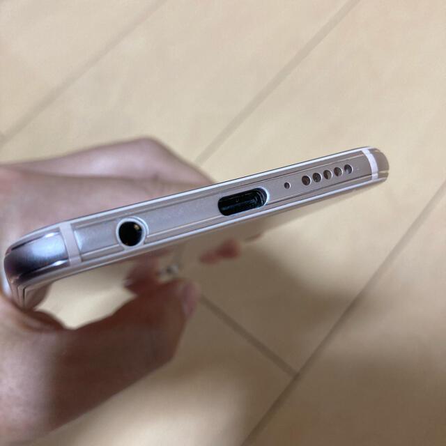 HUAWEI(ファーウェイ)のHuawei P20 lite サクラピンク 本体 中古 スマホ/家電/カメラのスマートフォン/携帯電話(スマートフォン本体)の商品写真