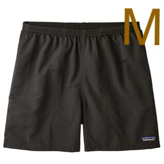 patagonia - パタゴニア バギーズ ショーツ 新品 Mサイズ 5インチ ブラック 黒