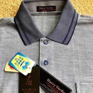 リネン100%  ポロシャツ