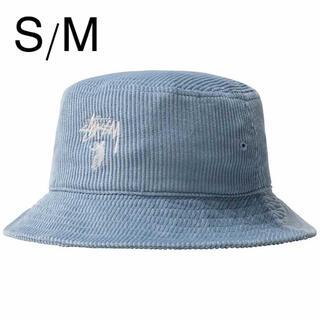 ステューシー(STUSSY)のSTUSSY UNION CORDUROY BUCKET HAT(ハット)