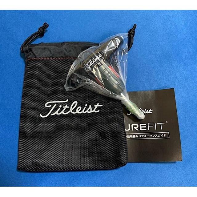 Titleist(タイトリスト)のタイトリスト TSi3 9度 ドライバーヘッド単品+ヘッドカバー+トルクレンチ スポーツ/アウトドアのゴルフ(クラブ)の商品写真