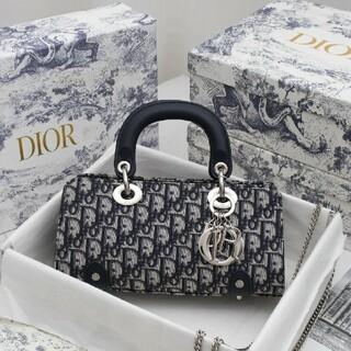 Dior - Lady Classicトートバッグ/ショルダーバッグ