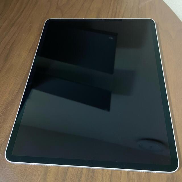 Apple(アップル)のiPadPro2020 12.9Celluler SIMフリー256Silver スマホ/家電/カメラのPC/タブレット(タブレット)の商品写真