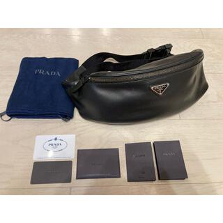 PRADA - PRADA ボディバッグ/ウエストポーチ/レザーバッグ