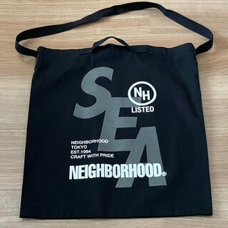 NEIGHBORHOOD - WIND AND SEA × NEIGHBORHOOD コラボバッグ