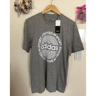 adidas - 新品未使用❗️ adidas アディダス  メンズTシャツ