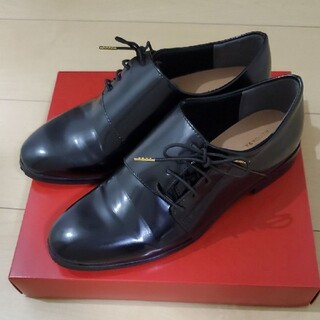 BEAUTY&YOUTH UNITED ARROWS - ユナイテッドアローズ 黒 ローファー 革靴 サイドレースアップ シューズ