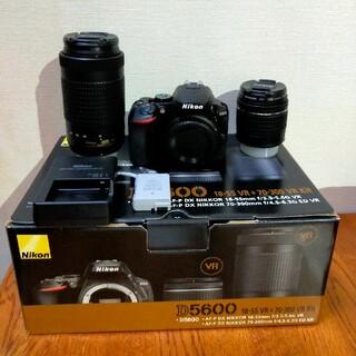 Nikon - NikonニコンD5600ダブルズームキット