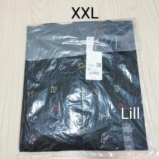ユニクロ(UNIQLO)のユニクロ ポケモン オールスター Tシャツ ブラック XXL 新品(その他)
