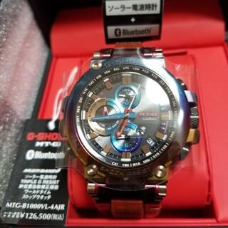 G-SHOCK - 新品未使用 MTG-B1000VL-4AJ 火山雷 G-SHOCK