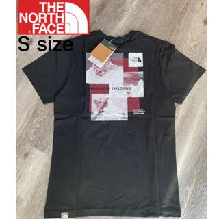 ザノースフェイス(THE NORTH FACE)のザ ノースフェイス Tシャツ ストライプミックス S 新品正規品 半袖 tシャツ(Tシャツ/カットソー(半袖/袖なし))
