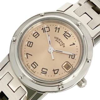 エルメス(Hermes)のエルメス HERMES クリッパー 腕時計 レディース【中古】(腕時計)
