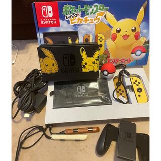 Nintendo Switch - Nintendo Switch 任天堂スイッチ ポケモン限定version