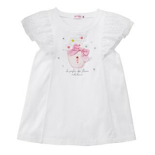 mikihouse - ミキハウス☆スワロフスキー☆リーナちゃんTシャツ☆110