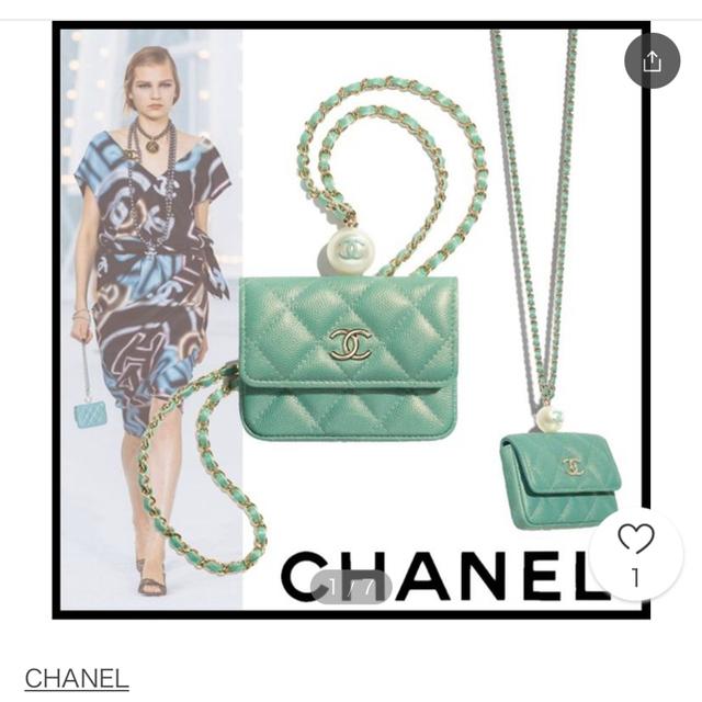 CHANEL(シャネル)のCHANELマイクロバッグ レディースのバッグ(ショルダーバッグ)の商品写真
