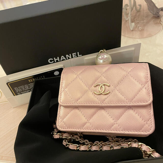 CHANEL - CHANELマイクロバッグ