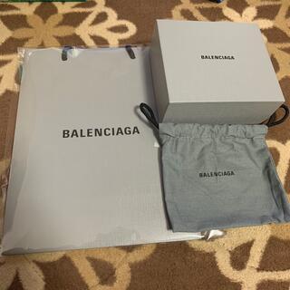 Balenciaga - BALENCIAGA ショップバック&箱&布袋