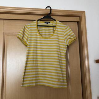 バーバリー(BURBERRY)のバーバリーボーダーTシャツ(Tシャツ(半袖/袖なし))