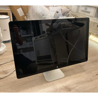 アップル(Apple)のとくもり様専用 Mac Thunderbolt Display(ディスプレイ)