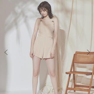 titivate - SEA DRESS カップ付オールインワン/ワンピース/水着