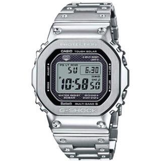 G-SHOCK - 新品未開封 G-SHOCK GMW-B5000D-1JF フルメタル シルバー