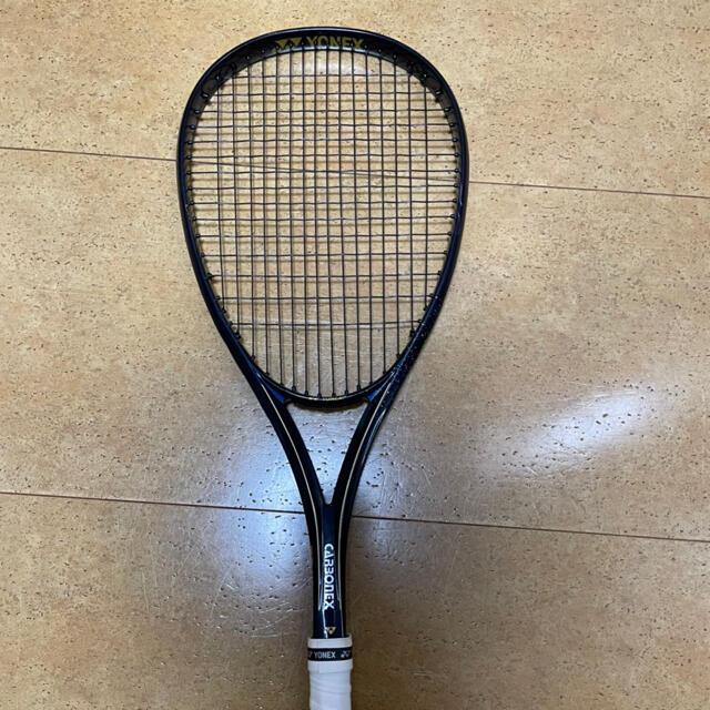 YONEX(ヨネックス)のYONEX ソフトテニス カーボネックスクラウン スポーツ/アウトドアのテニス(ラケット)の商品写真