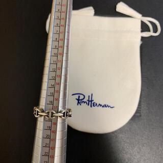 ロンハーマン(Ron Herman)のHOORSENBUHS ホーセンブース リング 18号(リング(指輪))