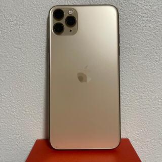 Apple - iPhone11promax256ゴールド simフリー