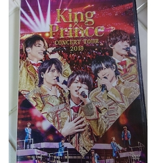 Johnny's - king&prince CONCERT TOUR 2019 ライブ DVD