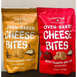 DEAN & DELUCA - 【2個SET】Trader Joe's cheese bites チーズスナック