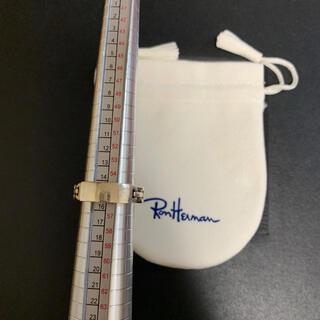 ロンハーマン(Ron Herman)のHOORSENBUHS ホーセンブース リング 15号(リング(指輪))