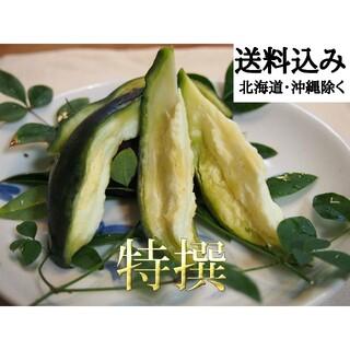 【特撰】水なすぬか漬 6個入り(漬物)