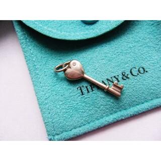 ティファニー(Tiffany & Co.)のティファニーハートキーチャーム(チャーム)