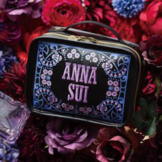 ANNA SUI - ANNA SUI アナスイ化粧ポーチ✴︎コスメポーチ 未開封