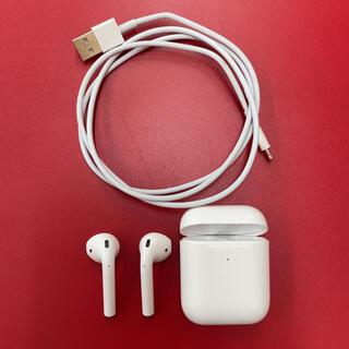 Apple - 美品 AirPods第2世代