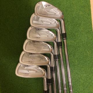 本間ゴルフ - TW747 VX 新品未使用、美品アイアン #5〜10