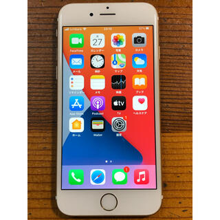 iPhone - iPhone 6s 32GB gold SIMフリー